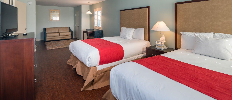 Morro Bay Guest Room