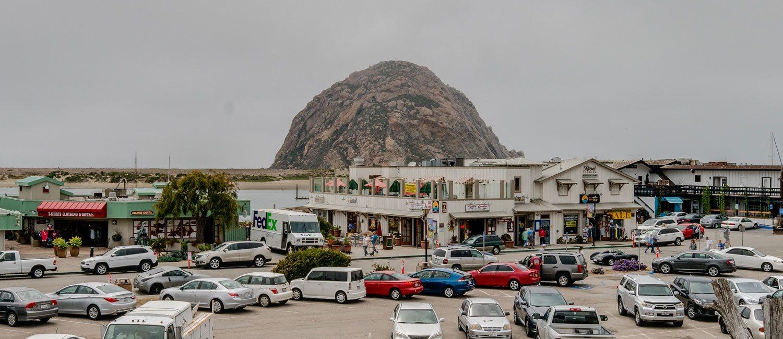 Morro Bay Hotel Location