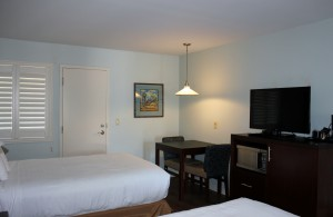 Two Double Bed Room at Morro Shores Inn