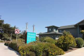 Morro Shores Inn & Suites - Morro Shores Inn & Suites signage