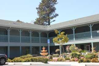 Morro Shores Inn & Suites - Exterior Corridors at Morro Shores Inn