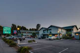 Morro Shores Inn & Suites - A serene coastal setting in Morro Bay